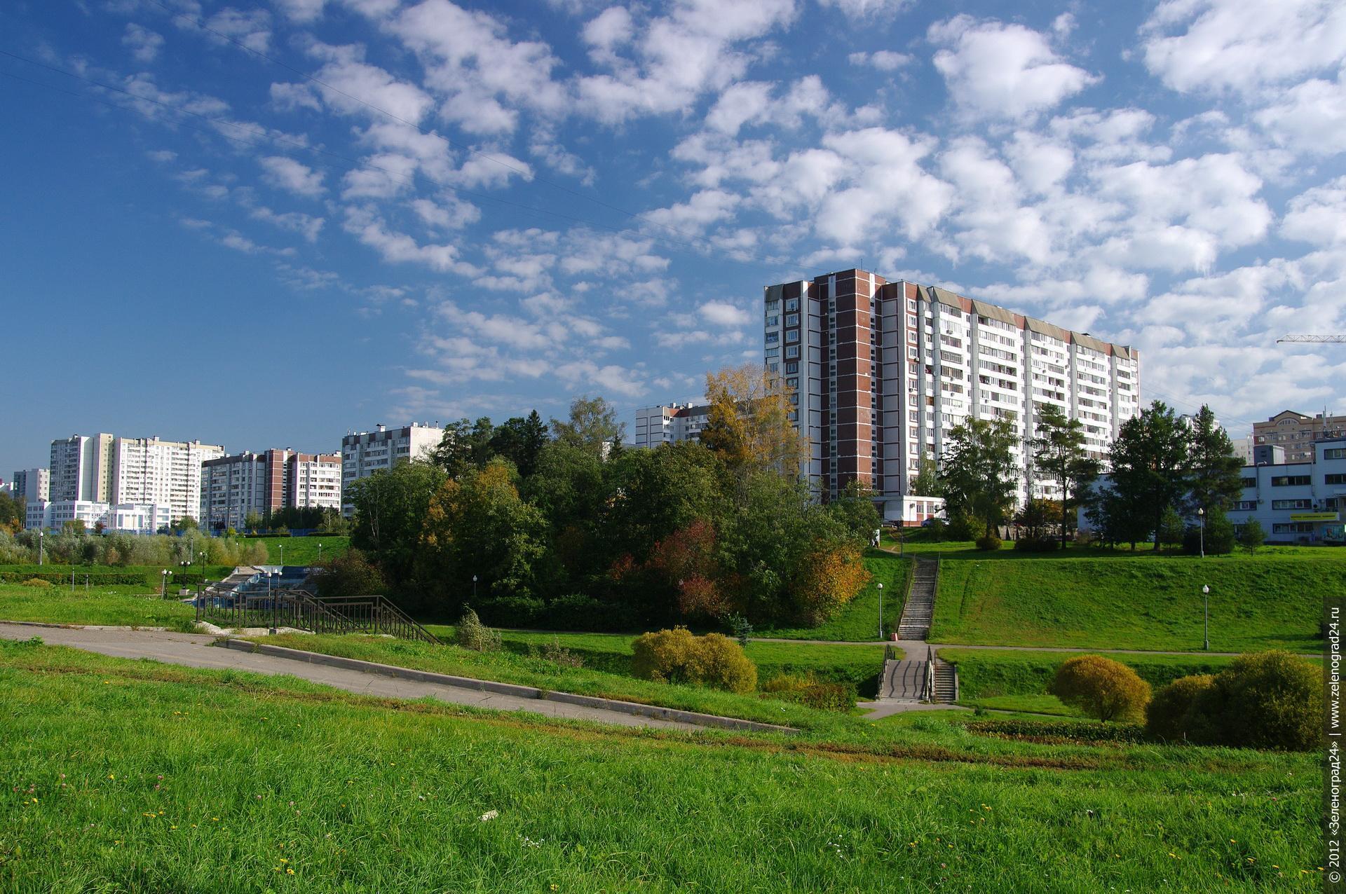 вид город зеленоград в картинках типовом проекте