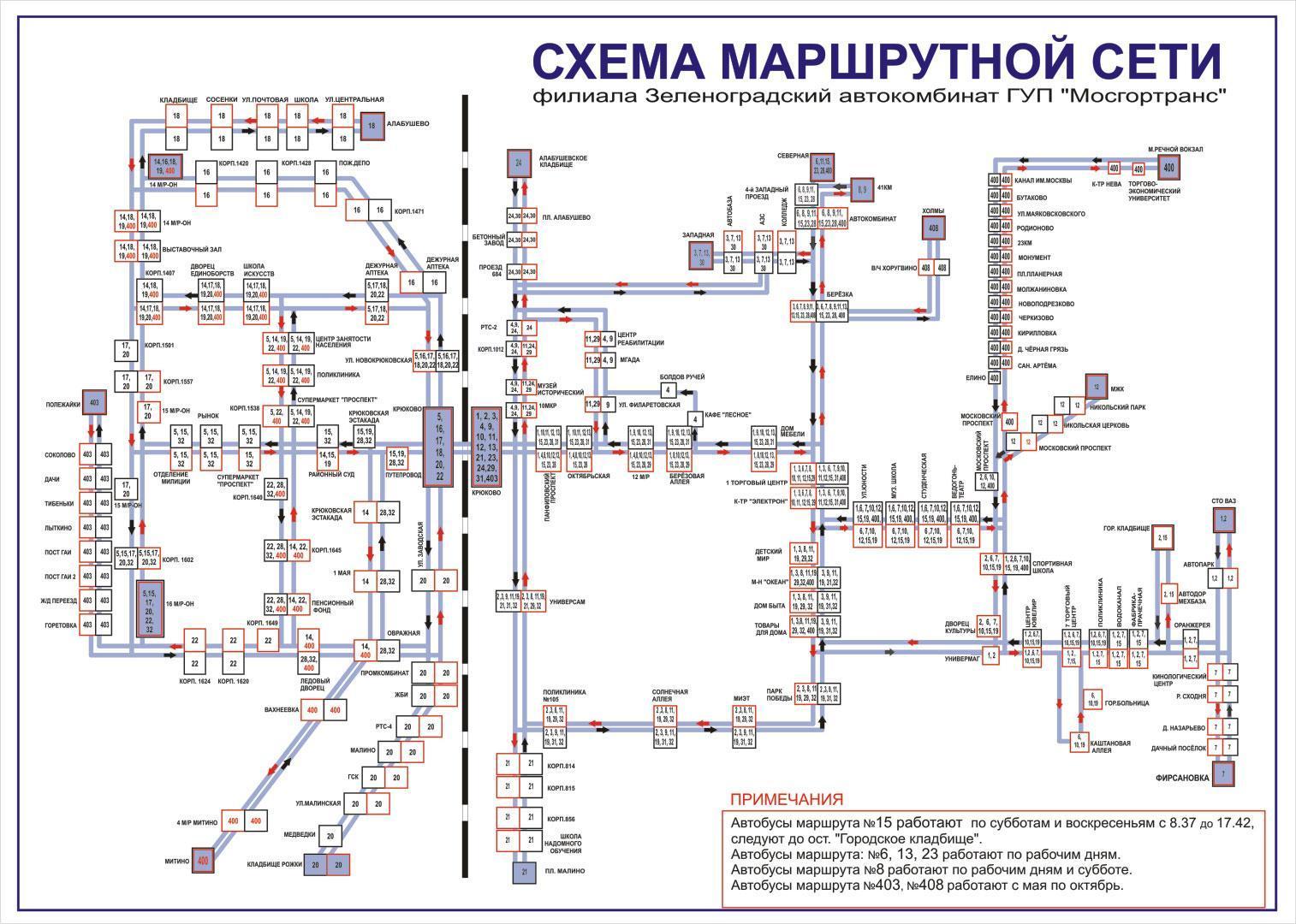 схема маршрута автобусов одесса