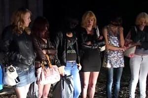 все видео задержания проституток