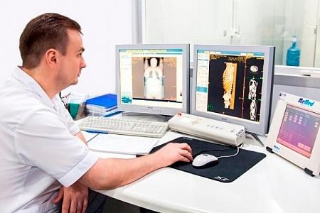 компьютерная томография брюшной полости зеленоград