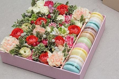 Цветы с доставкой курьера — photo 5