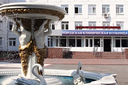 Реанимация взеленоградской горбольнице открыта для гостей круглые сутки